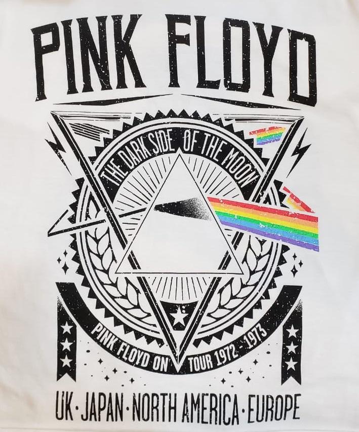 PINK FLOYD BLANCO
